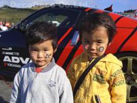 SUPER GT ADVANブース/オートポリス