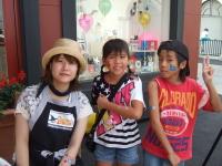 リサとガスパールタウン フェイスペインティング  (12)