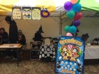 埼玉所沢航空記念公園ミュージックフェスティバルtieemo フェイスペインティングアーティスト デコデコ