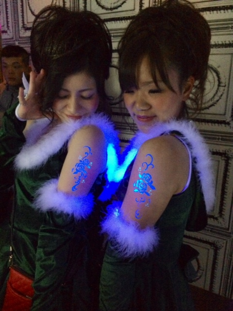 ジラフ大阪 WINTER WHITE PARTY