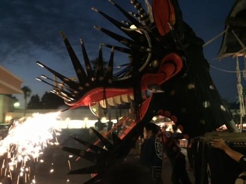 ホテルセキア森の夏祭り