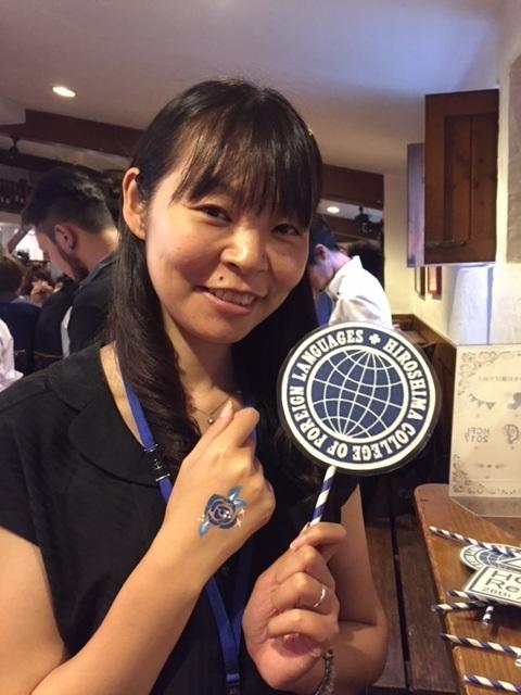 広島外語専門学校同窓大会2017
