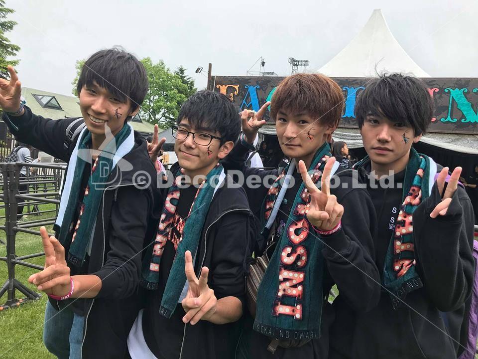 SEKAI NO OWARI 野外ツアー2018「INSOMNIA TRAIN」北海道公演
