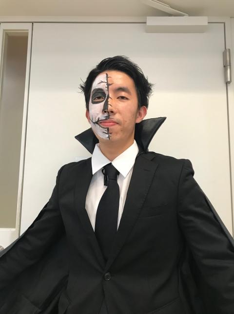 20181031楽天株式会社ハロウィンの画像